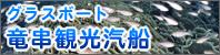 Tatsukushi Sightseeing Stemboat(Glass-bottomed Boat)