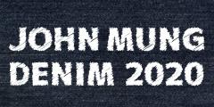 JOHN MUNG DENIM 2020