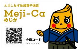 mejika card sample
